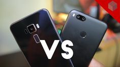 Xiaomi Mi A1 VS ASUS Zenfone 3 Camera Test https://youtu.be/6r2Qi3hcEa0