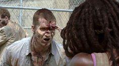 walking dead zombies | Outstanding zombie kills in this Walking Dead Season 3 VFX Reel