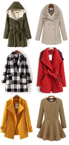 Fall and Winter Jackets