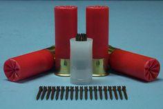 Flechette shot shells