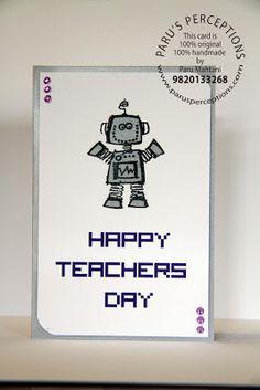 teachers'day card