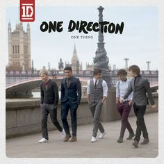 Caratula Frontal de One Direction - One Thing (Cd Single)