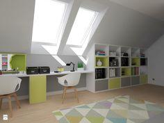 pokój nastolatki - zdjęcie od ap. studio architektoniczne Aurelia…