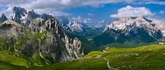 Dolomites tour org - Summer & winter itineries