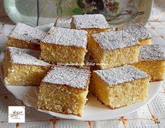 Domaći Kuhar - Deserti i Slana jela: Pita s jabukama Cornbread, Vanilla Cake, Deserts, Food And Drink, Ethnic Recipes, Breads, Glass, Sweets, Baking