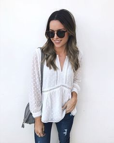 In honor of spring  @diffeyewear is offering up to 50% off their sunglasses in select styles!  And for each pair purchased DIFF is donating TWO pairs of reading glasses! Love companies that give back.  | Shop my shades and the rest of my look at thestyledpress.com/shop or with the @liketoknow.it app! http://liketk.it/2v4NQ #liketkit #diffeyewear