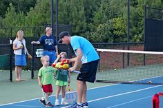 The Cherokee Tennis Center (CTC) is located in the West Entrance of JJ Biello Park, off Hwy 5. The center includes 10 Tennis Courts, Pavilion, and Pro Shop. CTC is operated by local tennis Pro, Cameron Leslie.