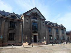 Old university, Copenhagen