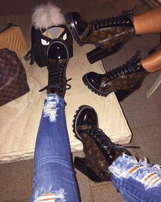Feb 2020 - Louis Vuitton boots Louis Vuitton boots Source by vuitton shoes Heeled Boots, Shoe Boots, Shoes Heels, Lv Boots, Gucci Boots, Ankle Boots, Buy Shoes, Sneakers Fashion, Fashion Shoes