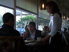 Still of Josie DiVincenzo, George Eads and Eric Szmanda in CSI: Crime Scene Investigation (2000)