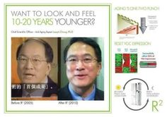 ageLOC Vitality and R2 for a younger you