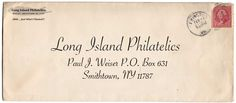 #LongIslandPhilatelics will have a stand at World Stamp Show-NY 2016! E-mail: longislandphilatelics@gmail.com