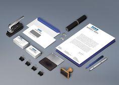 Huisstijl design Maximus Media