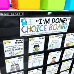 50 Epic Classroom Ideas That Will Change Your Life - Chaylor & Mads - - Discover new classroom ideas for classroom management, decor, organization, fun and more! Plus, incorporate the final idea and it will change your life! First Grade Classroom, Classroom Setting, Future Classroom, School Classroom, Teaching First Grade, Classroom Behavior, Year 3 Classroom Ideas, Calm Classroom, Diy Classroom Decorations