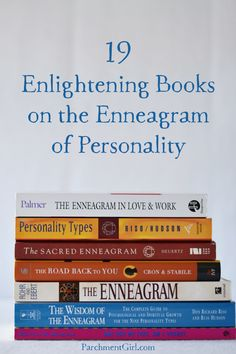 Want to tap into one of the most powerful tools for personal growth and spiritual transformation? Check out these books about the Enneagram!
