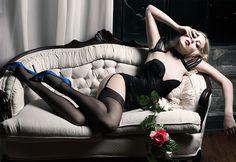 Femme Fatale Boudoir // @kissedbylight