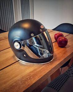 Bell Bullitt Carbon Helmet. 🤙  #dualtron #dualtronthunder #dualtrongreece #dualtronthessaloniki #electricscooter #gogreen #dualtronkickers… Bike Helmets, Bicycle Helmet, Riding Helmets, Vintage Helmet, Thessaloniki, Electric Scooter, Motorbikes, Football Helmets, Instagram