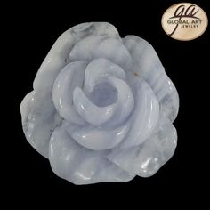 BI16029 Gorgeous Hand Carved  Peony Flower Art by Artiststone