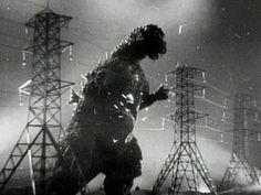 Godzilla..