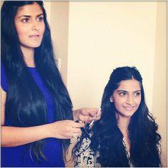 L'Oreal Paris India Beauty Expert, Namrata Soni & Brand Ambassador, Sonam Kapoor