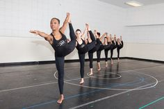 8 Ways to Improve Your Balance and Stability! #dance #technique #tips