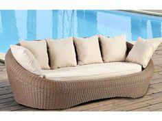 Polyrattan Garten 3-Sitzer-Sofa Whiteheaven günstig kaufen | Möbel Online-Shop Kauf-Unique.de