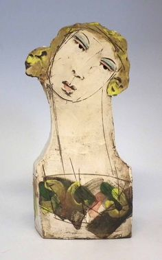Lot 220 - Christy Keeney (1958 - ) bust of a lady,