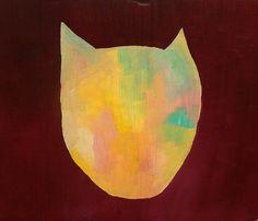 Cat face.. #cat #art