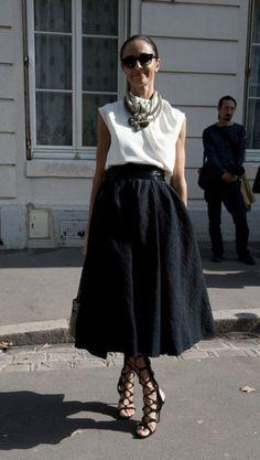 Spring street style Prima Darling