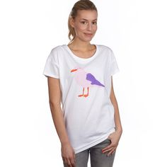 CLEPTOANICX Pastell Gull T-Shirt #backyardshop