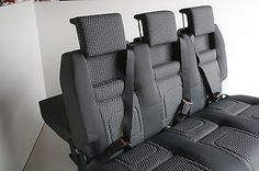 VW T5 Tassamo Campervan Seat, RIB Altair,150cm Seat/bed,3 Seater Rock & Roll in Vehicle Parts & Accessories,Motorhome Parts & Accessories,Campervan & Motorhome Parts | eBay