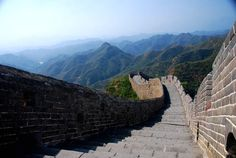 the Great Wall of China is one of the most impressive architectural feats in history. Built some 2000 plus years ago and stretching approximately 4000 miles, the Chinese erected the wall to protect its northern borders from invasion. Considered the largest structure built by man, construction began in the 5th century BC and continued well into the 16th century.