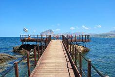 #sicilia #sicily #tonnara #bonagia #sea #seaside #holiday #colours