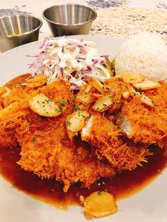 서양식당 마늘돈까스