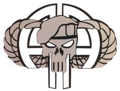 Airborne Tattoos, St Michael Tattoo, American Special Forces, Army Tattoos, Rambo, 82nd Airborne Division, Morale Patch, Jeep 4x4, Paratrooper