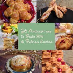 Antipasti per le Feste 2015 Fulvia's Kitchen
