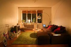 間接照明不是天花板的專利 角落燈源也有相同效果 - 2 (來自 John  瑞典  - DECOmyplace.com)