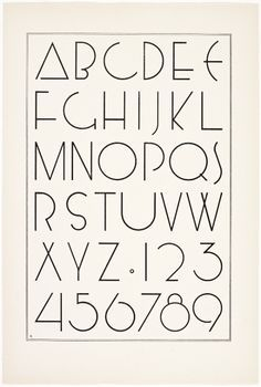 Irene K. Ames, A portfolio of Alphabet Designs for artists,. Irene K. Ames, A portfolio of Alphabet Designs for artists,. Art Deco Typography, Art Deco Font, Hand Lettering Alphabet, Typography Fonts, Typography Design, Cool Fonts Alphabet, Handwriting Fonts Alphabet, Graffiti Alphabet, Modern Typography