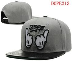 """Factory Direct Pricing 15%OFF Coupon Code """"Factory15"""" Free Shipping DOPE Snapback Hats - Price: $44.00. Buy now at https://newerasportshats.com/dope-snapback-hats-dope213"""