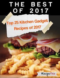 Top 25 recipes of 2017