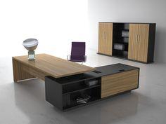contemporary office desk designs