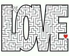 Free Printable valentines day mazes puzzles worksheets for kids.free online valentines day mazes puzzles activities worksheets for.print out valentines day preschool. Kids Table Wedding, Wedding With Kids, Free Wedding, Our Wedding, Wedding Ideas, Wedding Reception, Wedding Coloring Pages, Free Coloring Pages, Coloring For Kids