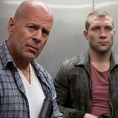 A Good Day to Die Hard 'Go Big or Go Home' TV Spot - Bruce Willis and Jai Courtney are a gun-toting, butt-kicking father and son duo set loose on Mother Russia, in theaters this Valentine's Day.