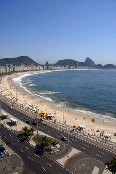 Ipanema Beach - Brazil