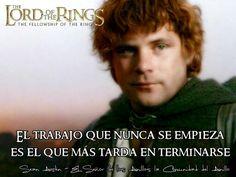 El señor de los anillos - La comunidad del anillo