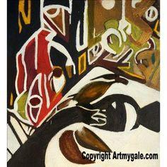 Tendre Surveillance - 30,00 €  #Art #Artiste