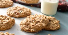Tender Cranberry-Raisin Oatmeal Cookies. We've given oatmeal raisin cookies a serious upgrade. Boiled cider makes these cookies much more tender & moist than most. With a wonderfully chewy texture thanks to raisins & dried cranberries, these cookies manage to taste both wholesome & decadent at the same time. How's that for a win-win?