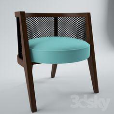 arabesk armchair