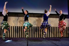 Scottish Highland Dance -