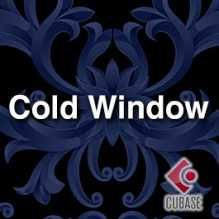 Cold Windows Cubase MiDi Construction Template, Windows, MIDI, Cubase Template, Construction, Cold, Magesy.be